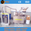 semi-automatic filling machine for silicone sealant in 260ml plastic package