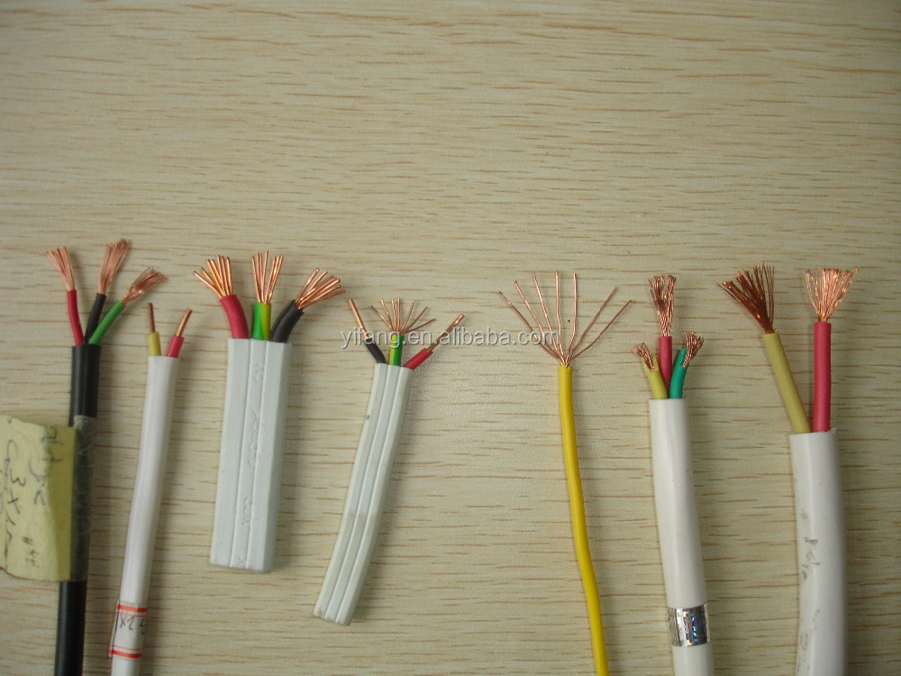 made in china underground cheap thin electrical wires