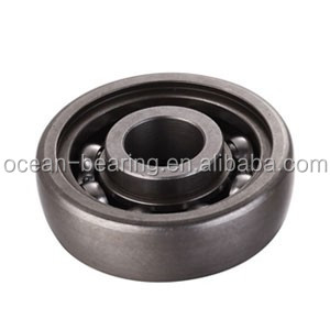 25*82.5*25.5/27.5mm Conveyor Bearing For Overhead Trolley