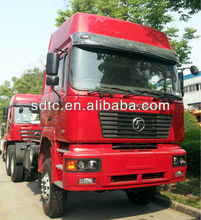 6*6 AWD shaanxi SHACMAN tractor truck