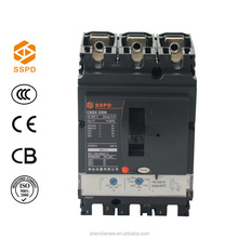 Popular Medium Voltage Switchgear MCCB, Mouded Case Circuit Breaker Industrial Switch For Sale/