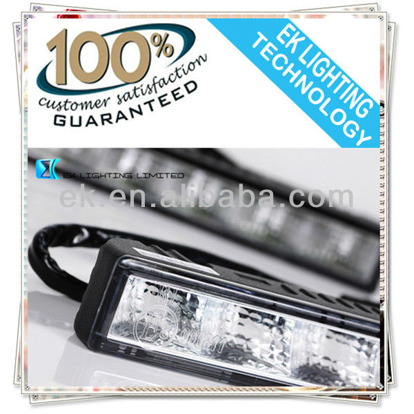Best price Ultra Bright LED Day Daytime Running Light Kit Lamp led drl light