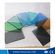 5mm Stained Color Tinted Float Glass for Window and Door