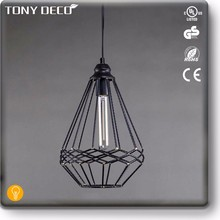 BAA60401 Manufacture Vintage Industrial Diamond Shape Grade Lamp