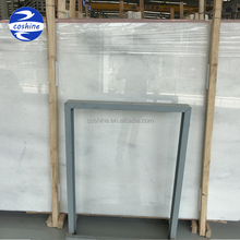 Co Shine High polished New Oriental white marble slab