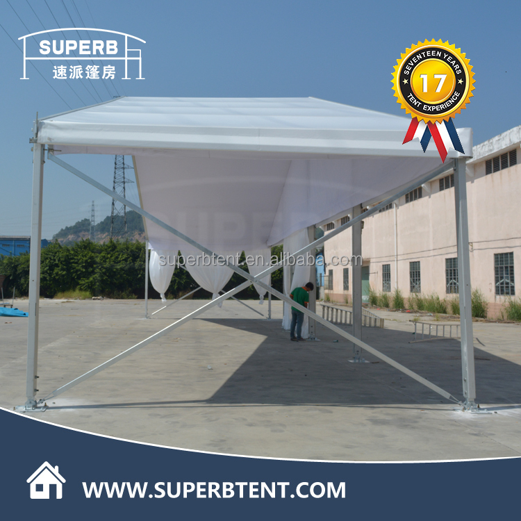 Heated Outdoor Winter Party Tent for Cold Weather