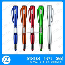 LT-Y926 function 3 IN light pen with touch screen pen