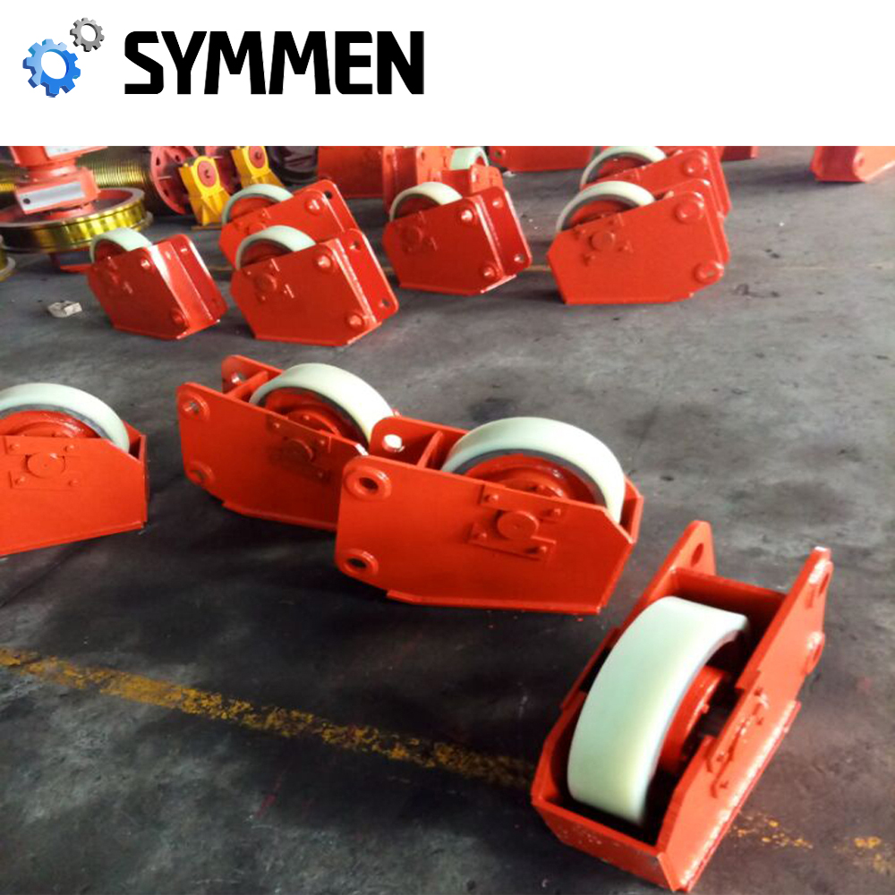 Omnidirectional wheel use of robots trolleys transfer conveyors freight cars luggage plastic nylon mini rotacaster omni wheels