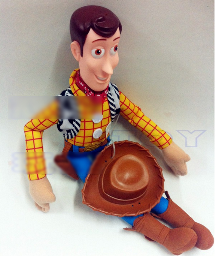 Cute Cartoon Woody Creative Plush Toy Baby Soft Toy