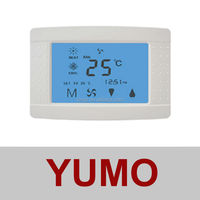 AC203 Series digital touch screen programmable thermostat