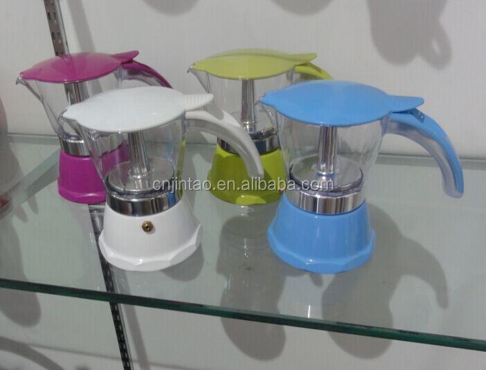 Gewöhnlichen PC up topf espresso herd kaffeemaschine 3
