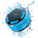 2018 latest gadgets LED IPX7 waterproof bluetooth speaker for shower