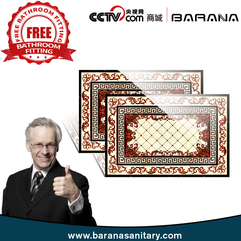 Golden Marble Tile With Free Sample Tile Designs Small Bathroom Manufacture Floor Tile Production Line