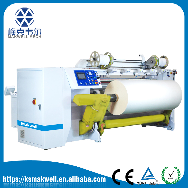RS jumbo roll slitting rewinding machine