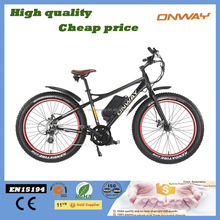 2016 new 26'' 36v 500w e bike motorized bicycle electric bicycles electric mountain bike