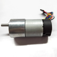 New design 37mm brushless 12v gear motor with high Quality
