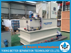 SQC-2000 Latest technology Automatic PAM Dosing equipment for waste water treatment