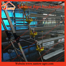 2016 good selling full automatic big scale cage laying hens