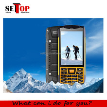 Alibaba china Hot sale 2016 Cheapest PTT Rugged phone water intrinsically safe phone basic feature very slim