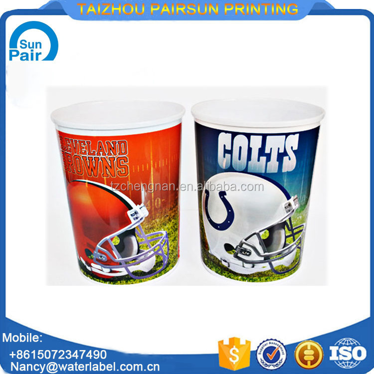 5 Star PET Heat Transfer Label Printer For Plastic Bucket