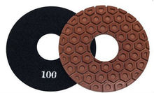 China Industrial super diamond abrasive tools for floor restoration