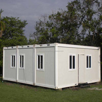 Modular container house, home, office use