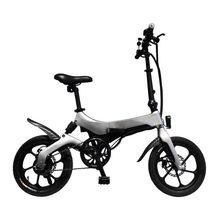 Cute electric scooter 16 inch e <strong>bike</strong> bicycle