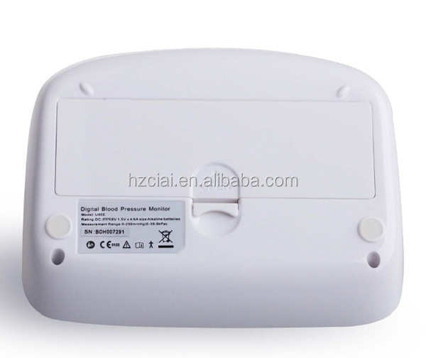 Digital Bluetooth blood pressure monitor upper arm wireless transmission for Ios and android
