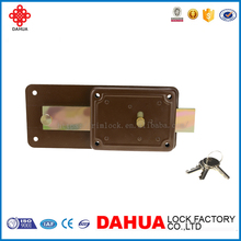HIGH QUALITY STAINLESS STEEL SOLID IRON DEADBOLT DOOR LOCK P60