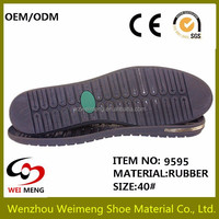 2015 new soles snow boots outsole rubber sole supplied by Weimeng