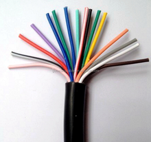 Single Core Stranded Copper Conductor PVC Insulated Flexible Electric Wire