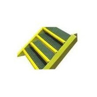 High quantity fiberglass FRP GRP stair step cover