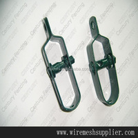 chain link fence post metal fastener