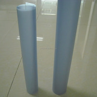 Nantong Helia Plastic Clear Transparent PVC Cover Sheets PVC Rigid Film Plastic Sheeting