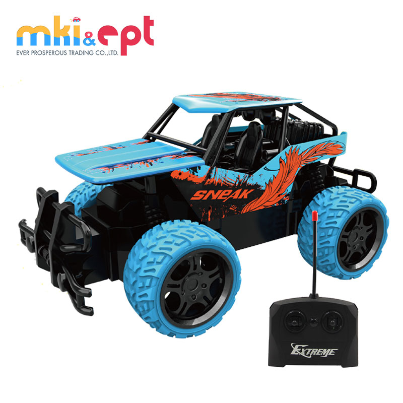 1:18 Promotional New Kids Electric Remote Control Off-road Car Toys With Charger For Sale