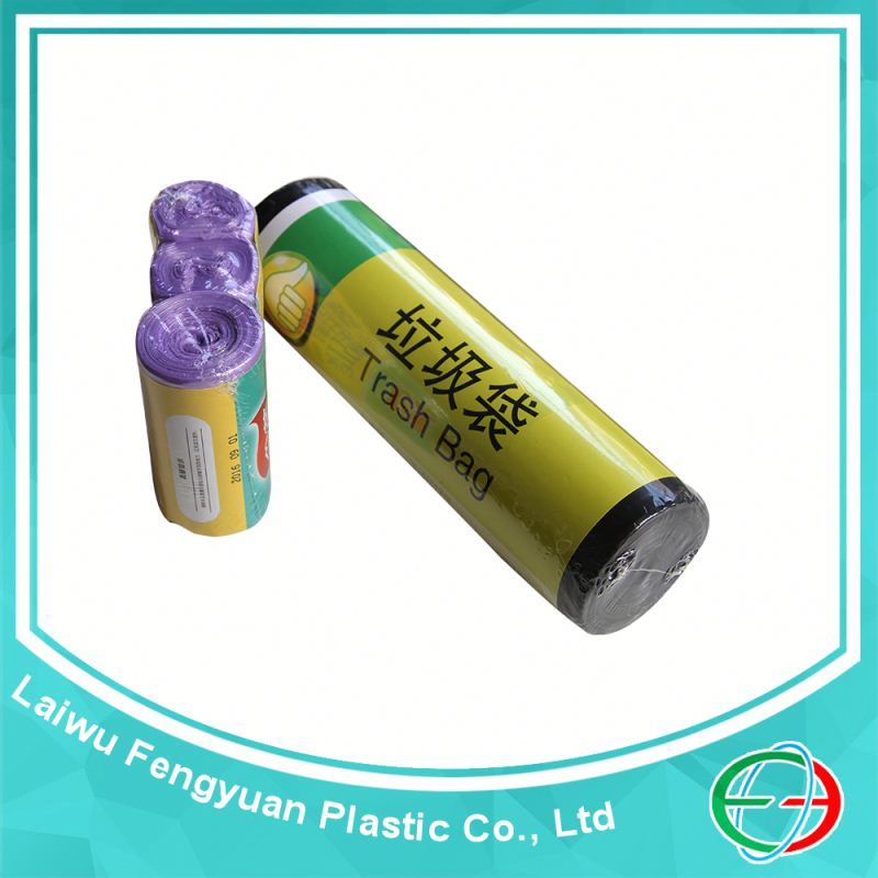 hospital use pet puppy plastic garbage bag