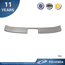 High Quality Stainless Steel inside Rear Bumper Footplate for 2013+ Sorento