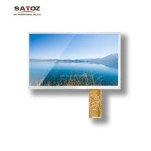 9.0 inch CPT TFT LCD Display Panels With 800x480