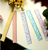 colorful magnetic ruler for promotion