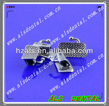 orthodontic second molar buccal tubes0.022
