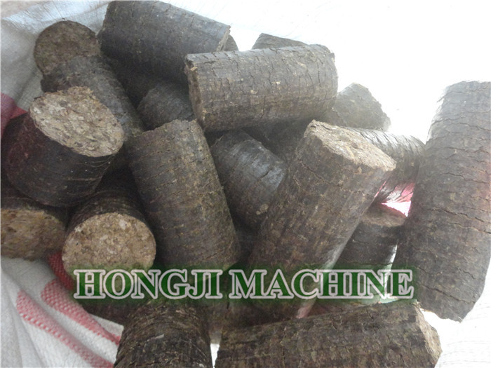 CE Stamping Biomass wood briquette machine from wood chips sawdust