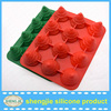 Christmas Tree Cake Mould Silicone Cookie Chocolate Baking Mold