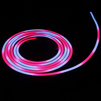 14.4W/M IP68 Digital led neon led light swimming pool rope light