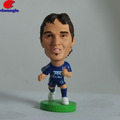 Plastic Soccer Action Figure, PVC Football Sports Figure