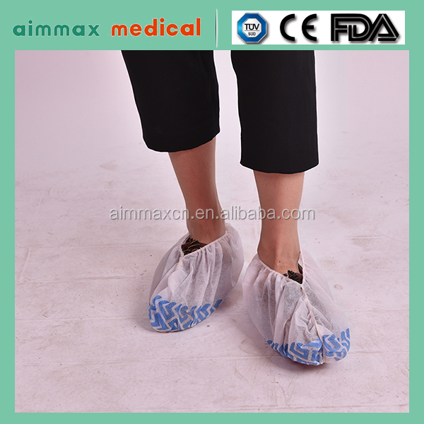 Wholesale products high quality disposable shoe cover for clinic