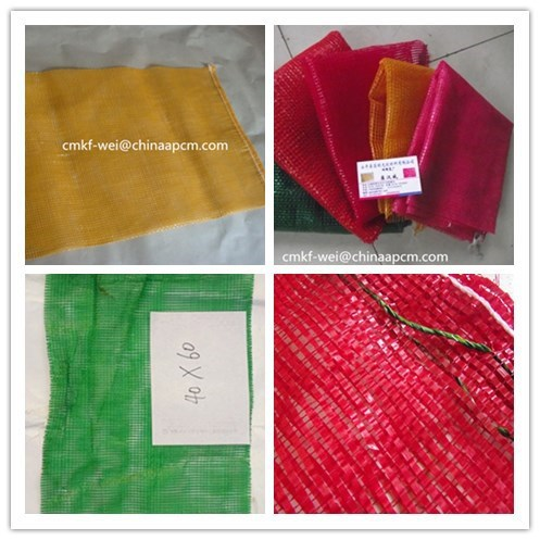 onion mesh bag for PP Material and the color is <strong>orange</strong> ,red