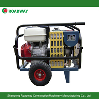 gas powered hydraulic power unit RWYD11,RWYD12
