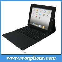 7inch Leather Keyboard Case for Ipad 2 with Bluetooth