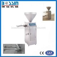 China manufacturer new design halal sausage making machine