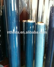 factory hot sales pvc transparent plastic film with good quality